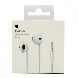 OEM Apple EarPods with Headphone Plug (3.5 mm)
