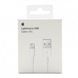 OEM Apple Lightning to USB Cable (3 ft)