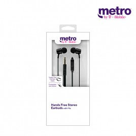 METROPCS Hands Free Stereo Earbuds