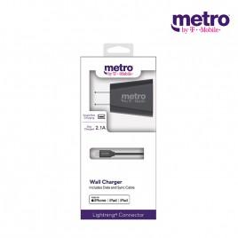 METROPCS Lightning Adaptive Fast Wall Charger