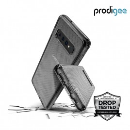 PRODIGEE Collection Safetee for Galaxy S10 Plus - Smoke