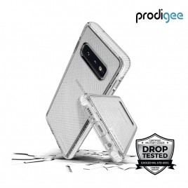 PRODIGEE Collection Safetee for Galaxy S10e - White