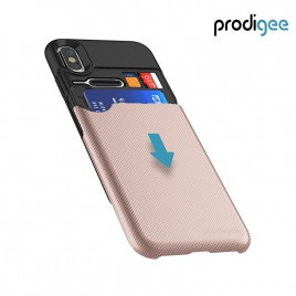 PRODIGEE Collection Undercover for iPhone X / XS - Rose