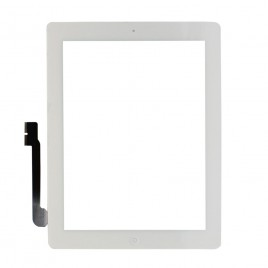 iPad 3 / iPad 4 Touch Screen Digitizer - White