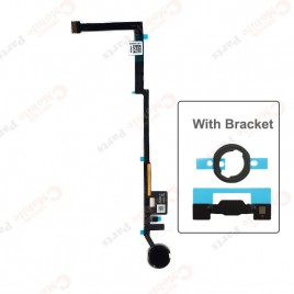 iPad 5 / iPad 6 Home Button Flex Cable - Black