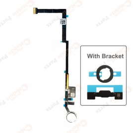 iPad 5 / iPad 6 Home Button Flex Cable - Silver