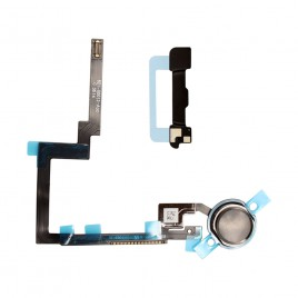 iPad Mini 3 Home Button Flex Cable - Black