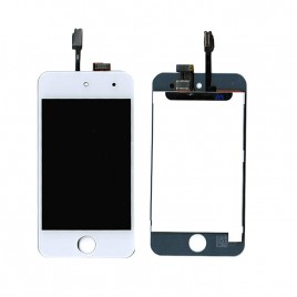 iPod Touch 4th LCD Assembly - White