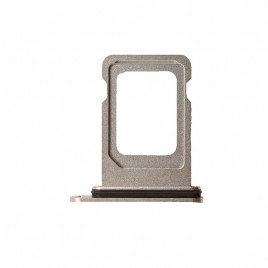 iPhone 11 Pro / 11 Pro Max Sim Card Tray - Silver