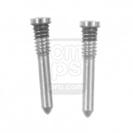 iPhone 11 / 11 Pro / 11 Pro Max Bottom Screw ( 2 Set ) - White
