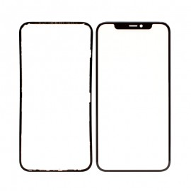iPhone 11 Front Glass (Pre-installed OCA Glue) & LCD Frame Set