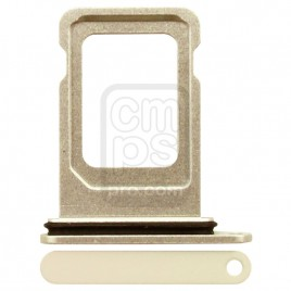 iPhone 12 Pro / 12 Pro Max Dual Sim Card Tray - Gold