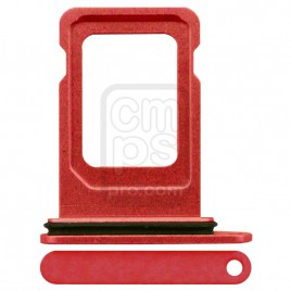 iPhone 12 Dual Sim Card Tray - Red