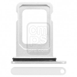 iPhone 12 Single Sim Card Tray - White