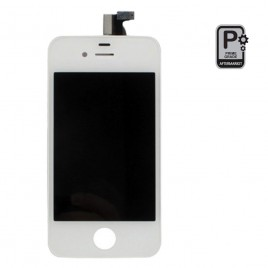 iPhone 4S LCD Assembly (Prime) – White
