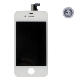 iPhone 4 LCD Assembly CDMA (Aftermarket Plus) – White