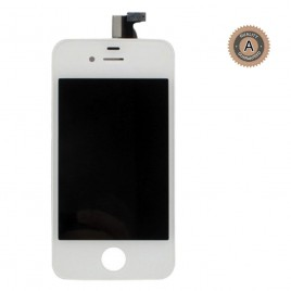 iPhone 4 LCD Assembly GSM (Aftermarket) – White