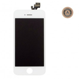 iPhone 5 LCD Assembly (Aftermarket) – White