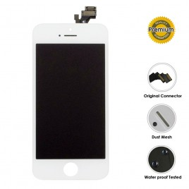 iPhone 5 LCD Assembly (Premium) – White