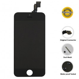 iPhone 5C LCD Assembly (Premium) – Black
