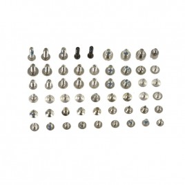 iPhone 5S Full Screw Set - Black