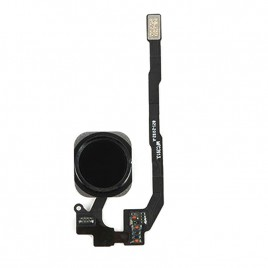 iPhone 5S / SE Home Button Flex Cable - Black