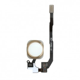 iPhone 5S / SE Home Button Flex Cable - Gold