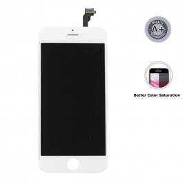 iPhone 6 LCD Assembly (Aftermarket Plus) – White