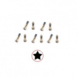 iPhone 6 / 6 Plus Bottom Screw - Gold (10 Set)