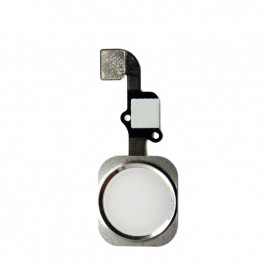 iPhone 6 / 6 Plus Home Button Flex Cable - Silver