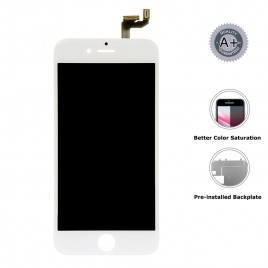 iPhone 6S LCD Assembly (Aftermarket Plus) – White