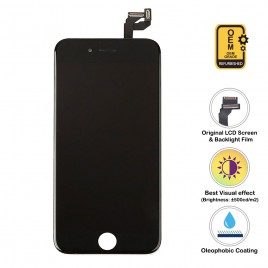 iPhone 6S LCD Assembly (OEM Grade. Refurbished) – Black