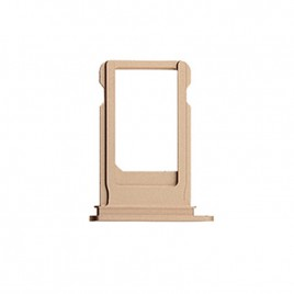 iPhone 7 Plus Sim Card Tray - Gold
