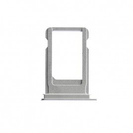 iPhone 7 Plus Sim Card Tray - Silver