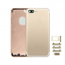 iPhone 7 Plus Back Housing (Includes Small Components) - Gold