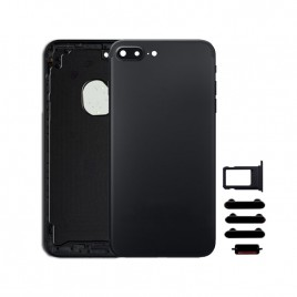 iPhone 7 Plus Back Housing (Includes Small Components) - Matt Black