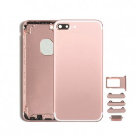 iPhone 7 Plus Back Housing (Includes Small Components) - Rose Gold