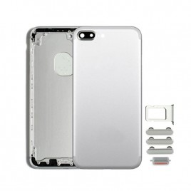 iPhone 7 Plus Back Housing (Includes Small Components) - Silver