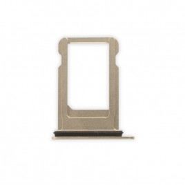 iPhone 8 Plus Sim Card Tray - Gold