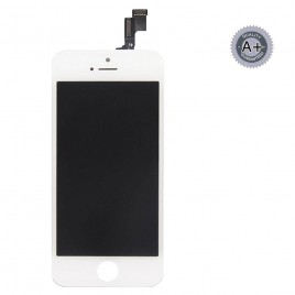 iPhone SE / 5S LCD Assembly (Aftermarket Plus) – White