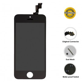 iPhone 5S / SE LCD Assembly (Premium) – Black