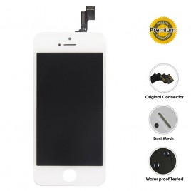 iPhone 5S / SE LCD Assembly (Premium) – White