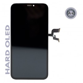 iPhone XS OLED Assembly (HARD. Aftermarket Plus. ZY) – Black