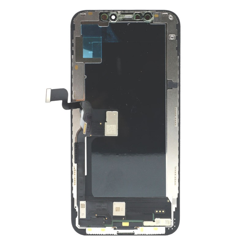 iPhone XS OLED (Super Retina HD LCD) Assembly (Prime Grade. HARD) – Black