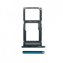 Huawei P Smart (2019) Sim Card Tray - Aurora Blue