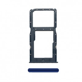 Huawei P30 Lite Sim Card Tray - Peacock Blue