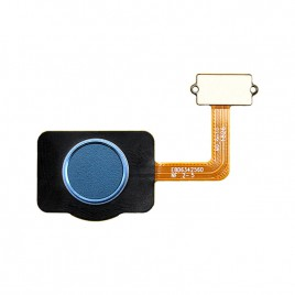 LG Q7 / Q7 Plus / Q7 Alpha Fingerprint Scanner Flex Cable - Moroccan Blue