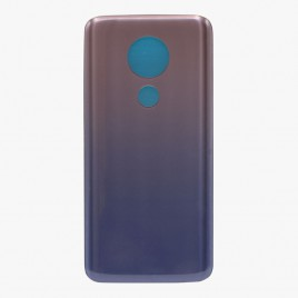MOTO G7 Power Back Cover - Iced Violet
