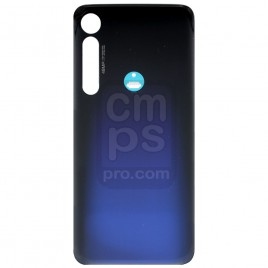 MOTO G8 Plus Back Cover - Blue