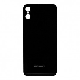 Motorola One Back Cover - Black